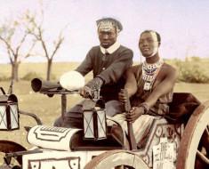 Zulu Motor Cab