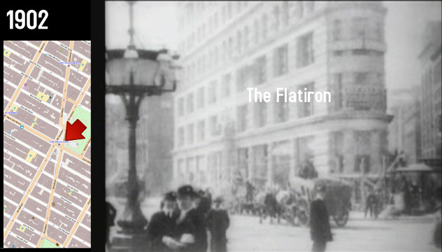 oldest-footage-of-new-york-flatiron
