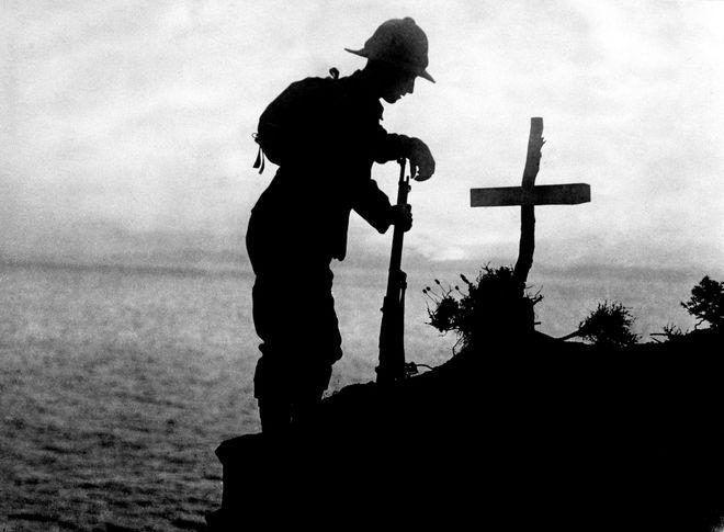 Gallipoli campaign memorial